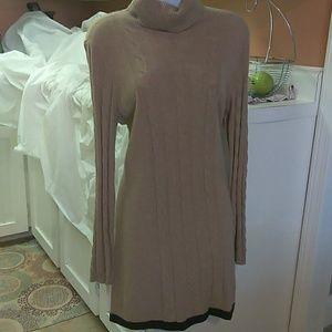 Megaschoni sweater dress
